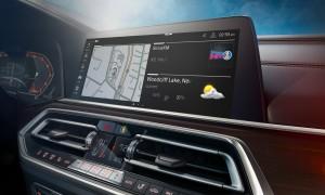 科技与奢华相结合 全新宝马X5正式亮相